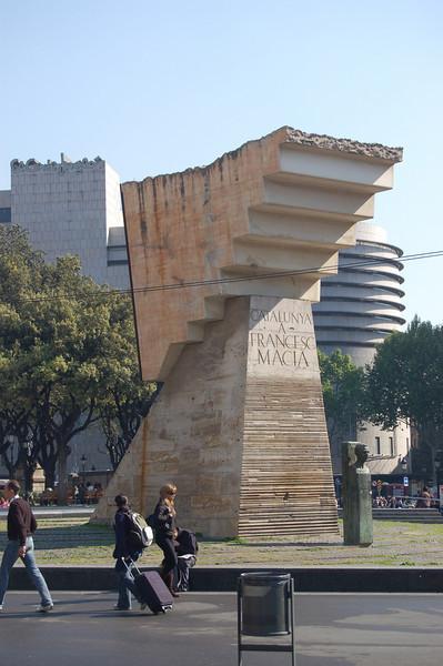 Sculpture - Barcelona.