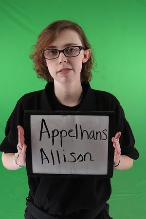 Allison Appelhans