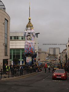 Brighton's Clock Tower