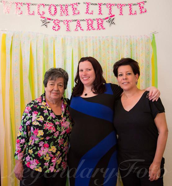 Desiree, mom, grandma