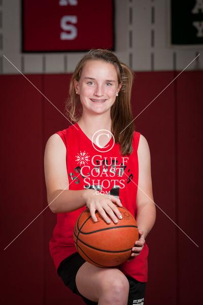 2010-12-08 Basketball Girls SJS 7B Portraits