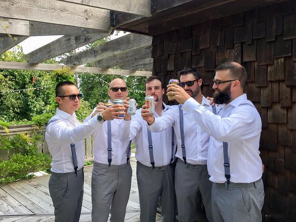 Andrew Annalea Wedding