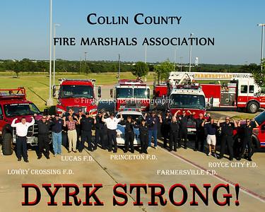 """""""Dyrk Strong"""" Collin County Texas"""
