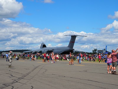 MA, Chicopee - Westover Air Force Base - The Great New England Airshow, 2017