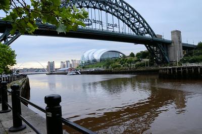 005 - Quayside, Newcastle upon Tyne, Tyne & Wear - UK 2013