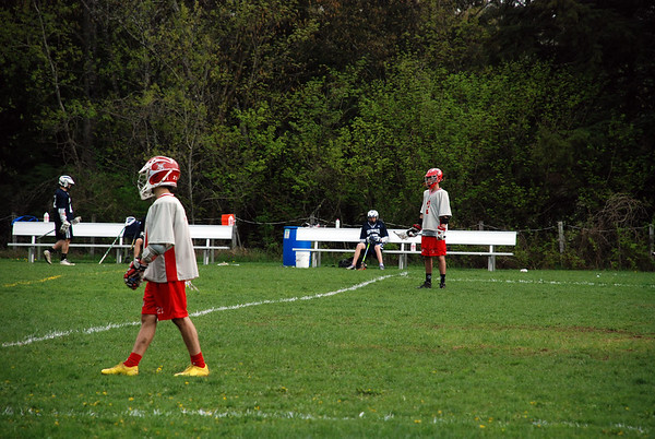 2011 Varsity Lacrosse
