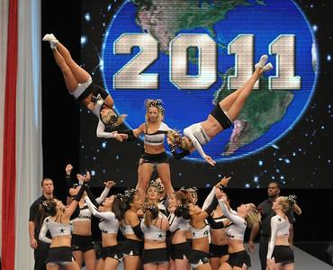 Orlando Allstars Worlds 2011 Finals