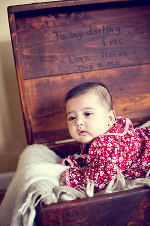 4 month photo shoot