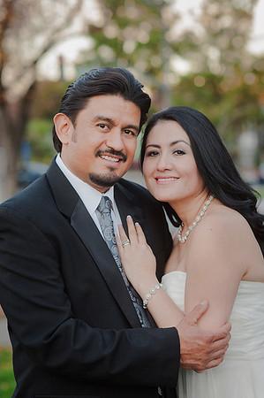 Oscar & Anilu Wedding