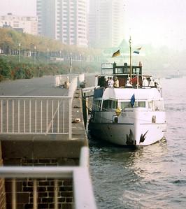 Rhine Cruise 1976