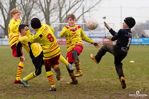 05/03/2016: U12 KFC Edeboys - Gentbrugge