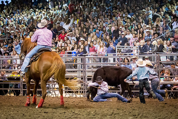 NHW - Ranch Rodeo, Saturday Night