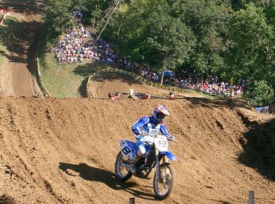Moto X Rickys last race