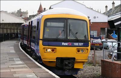 Rail Scene - 2008
