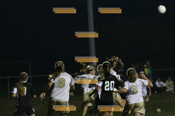 Seneca Valley Girls Soccer vs Butler 2012