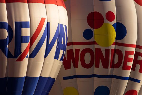 Huff-n-Puff Balloon Festival