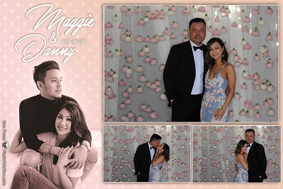 Maggie & Danny Wedding - March 16, 2019