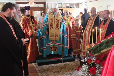 St. Vladimir's Day by Aleksandra Pirozhenko
