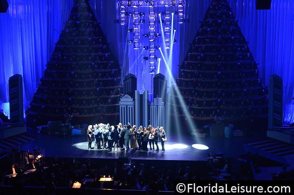 Singing Christmas Trees 2012