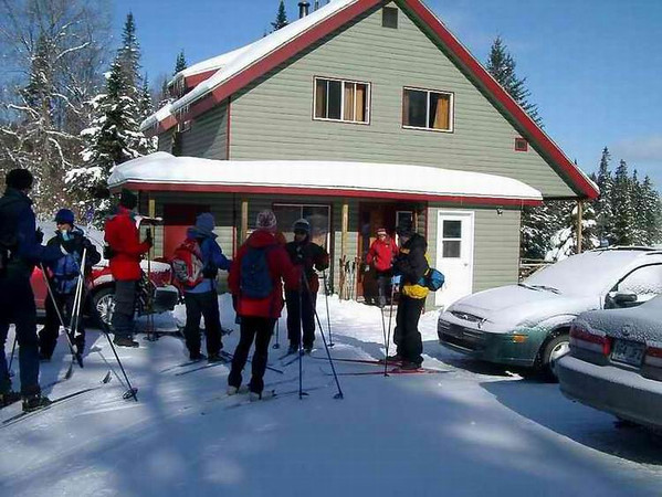 Ski de fond à Portneuf  (18 au 20 février 2005)