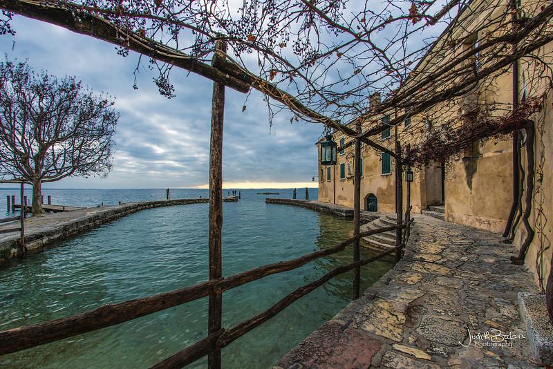 Punta San Basilio, Garda, Italy