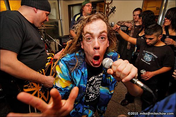 Ham Wailin'/Life Against Death/Zuckuss/ROC, March 13, 2010