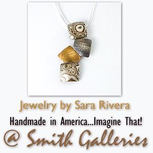 Sara Rivera Jewelry at Smith Galleries