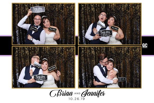 10-26-19 Jennifer & Brian