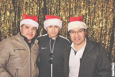 12-15-17 Atlanta Photo Booth - Atlanco Christmas Party - Robot Booth
