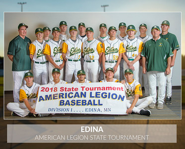 MN Legion State Tourney - Teams