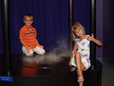 Ann Arbor Children's Museum August 8, 2009