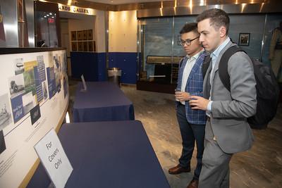 Navy Memorial - pre Concert Reception hosted by  SECNAV Richard V. Spencer  (June 11, 2019)