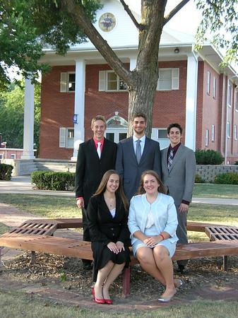 Speech Team 2013-14