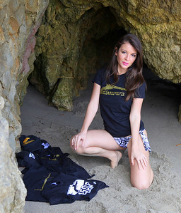 brazilian swimsuit model & tall, thin bikini model