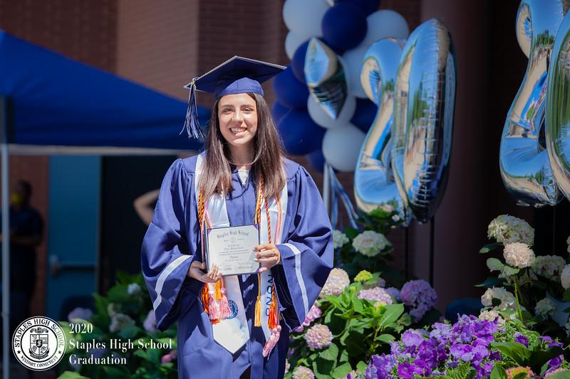 Dylan Goodman Photography - Staples High School Graduation 2020-148.jpg