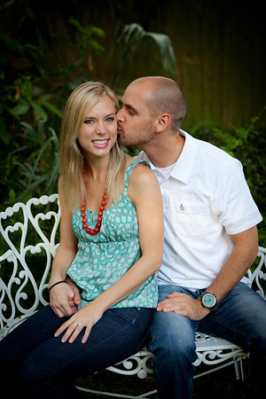 Rebecca & Curtis |Tampa Engagement
