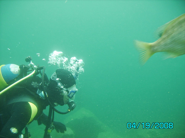 SCUBA: Lake Rawlings