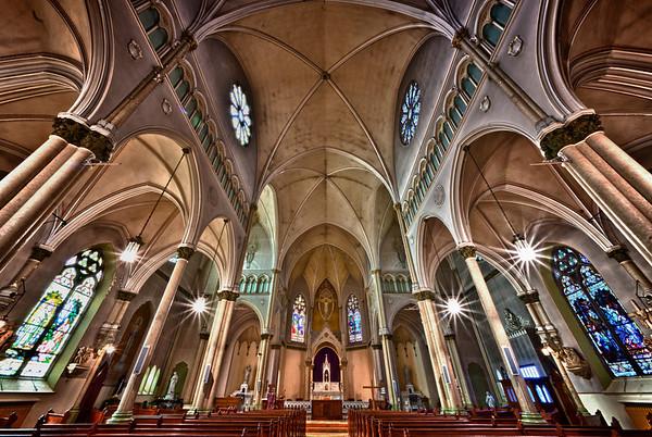 Holy Trinity Church Est. 1849