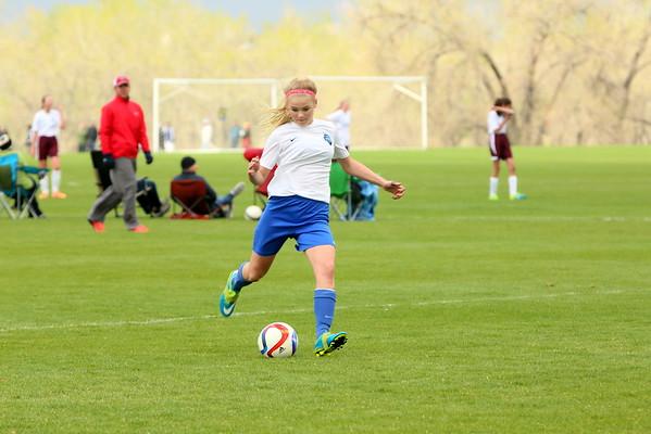 Spring Soccer, May 7, 2016 Aurora Sports Park