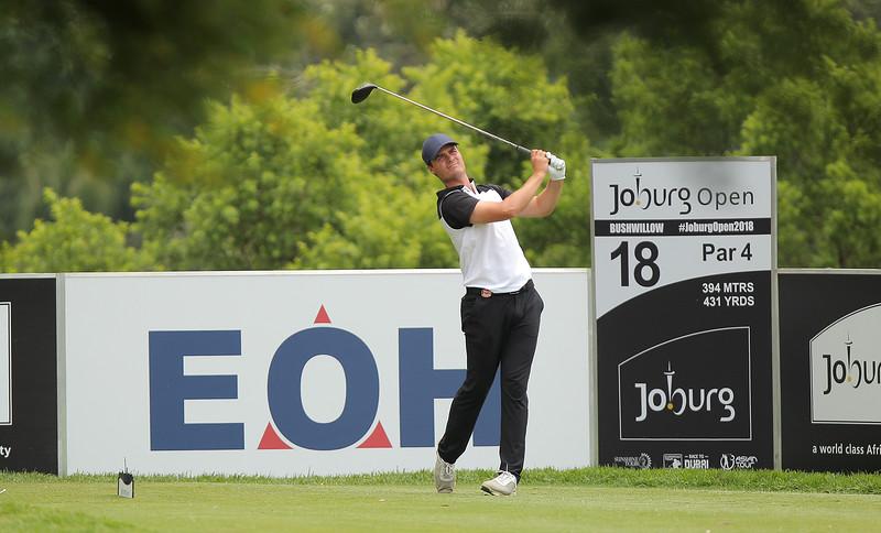 2017 Joburg Open: Day 2