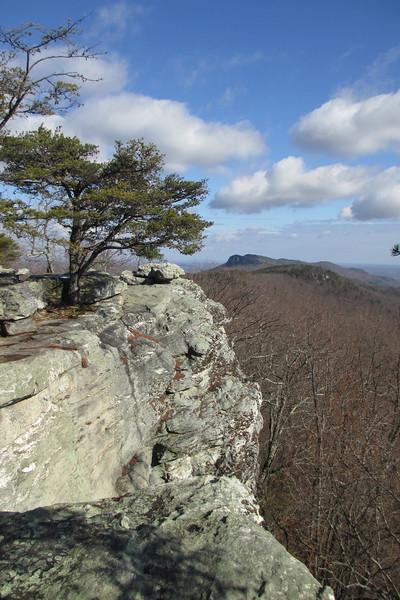 Hanging Rock State Park  (11.5 miles; d=15.70)