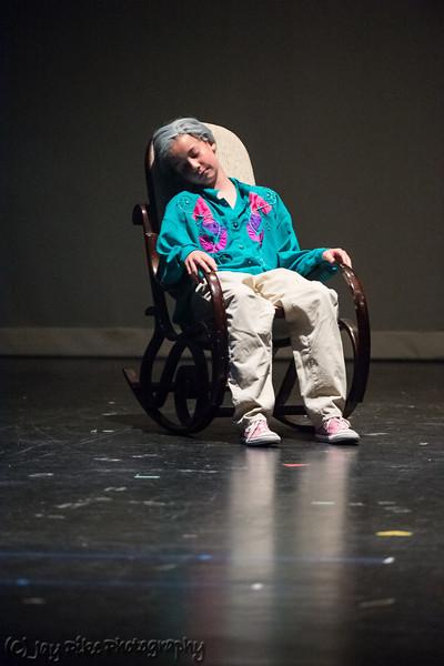 4pm/7pm - #14/#9 - Granny Smack Down
