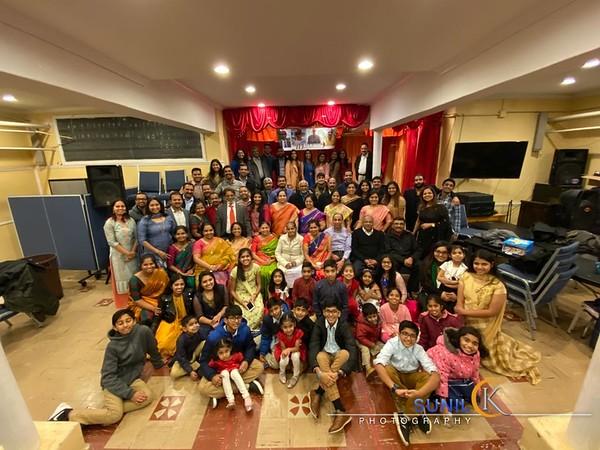 Joseph Uncle Surprise Birthday Dec 2019