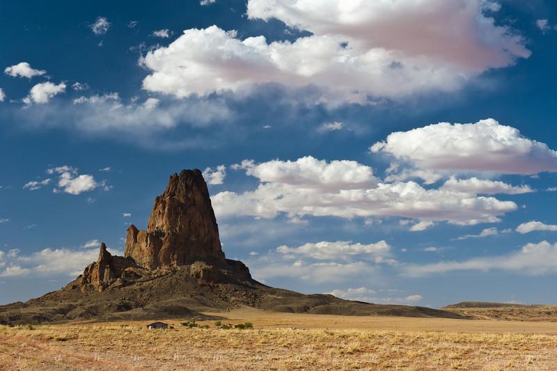 Monument Valley monolith