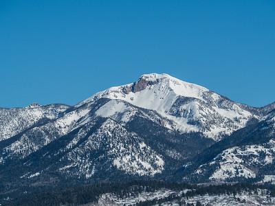 Sally's Overlook XC Ski