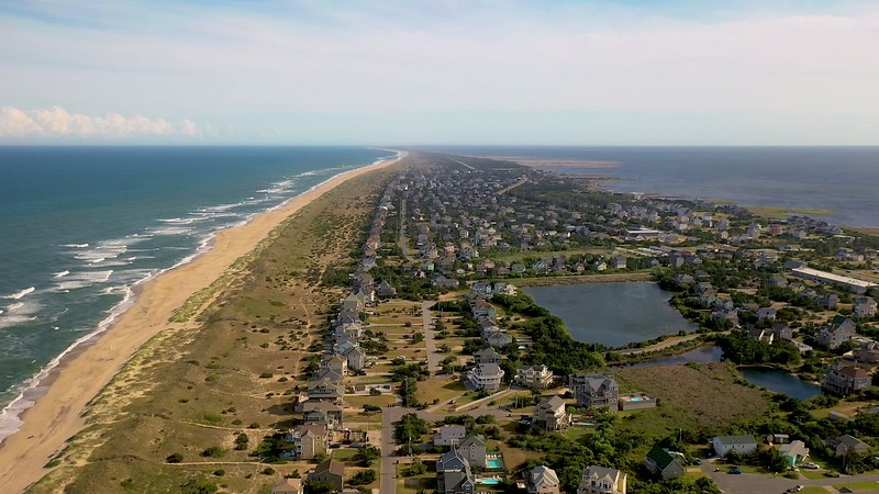 Outer Banks Aerial and Timelapse