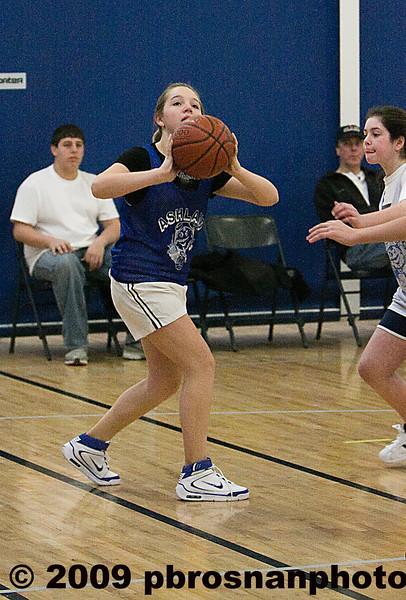 AY Basketball 1/10/09