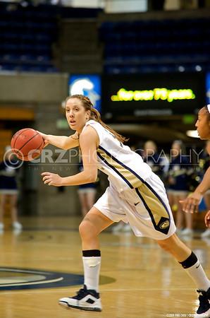 UC Davis Women's Basketball vs Arizona State 12/3/2008