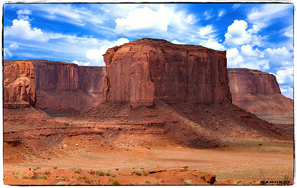 Monument Valley, Canyon de Chelly and Valley of the Gods