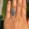 1.75ctw Edwardian Toi et Moi Old European Cut Diamond Ring  66